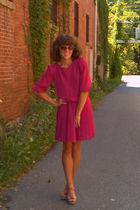 vintage dress - Cynthia Vincent for Target shoes