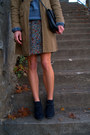 Floral-mng-skirt-black-call-it-spring-boots-dark-khaki-coat