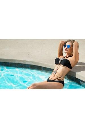 AmiClubWear swimwear - AmiClubWear necklace - AmiClubWear glasses