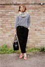 Ivory-snood-topman-scarf-black-tote-angel-jackson-bag-orange-reiss-heels
