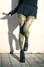 Lace-gifted-tights-shoes-boots-area-code-shorts