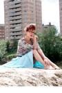 Light-blue-vintage-skirt-heather-gray-bershka-blouse