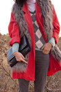 Vintage-blazer-gianfranco-ferre-shoes-gap-sweater