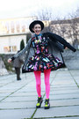 Black-poppop-dress-bubble-gum-asos-boots