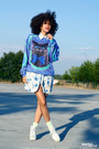 Navy-cat-mr-gugu-and-ms-go-sweater-white-ebay-boots-sky-blue-shana-dress