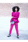 Lime-green-asos-boots-hot-pink-laura-caicoya-blazer