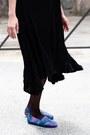 Black-kling-dress-blue-paez-loafers