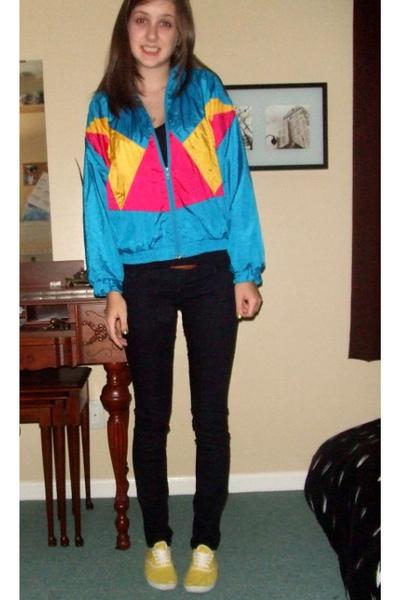 Unionday shoes - papaya jeans - Forever 21 shirt