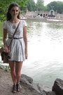 White-modcloth-dress-camel-cambridge-satchel-company-bag
