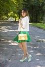 Second-hand-jacket-house-bag-second-hand-skirt