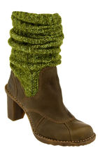 brown El Naturalista boots