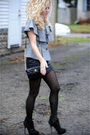 Black-steve-madden-shoes-black-bb-dakota-skirt-gray-forever-21-blouse-marc
