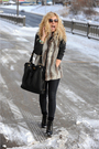 Gray-kristen-blake-vest-black-bdg-jeans-gray-forever-21-sweater-brown-marc
