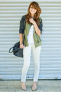 Nude-zara-shoes-cream-zara-jeans-white-zara-shirt-black-fosco-bag