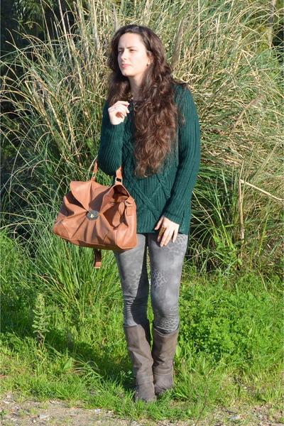 Stradivarius jeans - Zara blouse