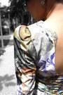 Violet-mango-dress