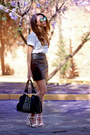 Faux-leather-h-m-skirt