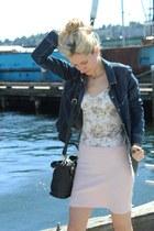 Talula shirt - All Saints jacket - Talula skirt