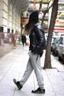 Black-zara-top-white-zara-pants-black-opening-ceremony-hair-accessory