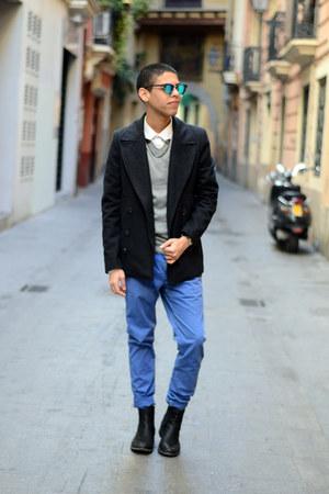 blue Primark pants