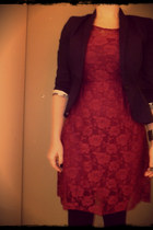 Appels dress - H&M blazer