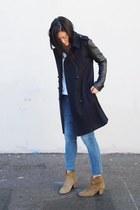 Isabel Marant boots - t by alexander wang shirt