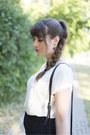 White-soccx-shirt-black-forever-21-bag-black-h-m-skirt