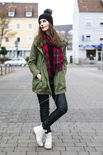 Olive Green Jacket - How to Wear and Where to Buy - Page 11 ...