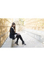 Black-tommy-hilfiger-boots-white-forever-21-dress-black-only-cardigan
