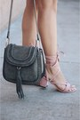 Charcoal-gray-tassel-sammydress-bag-pink-sammydress-sandals