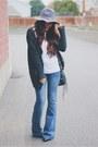 Blue-macys-jeans-heather-gray-amiclubwear-hat