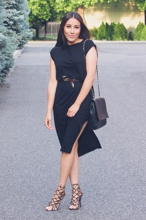 black black SophieandTrey dress