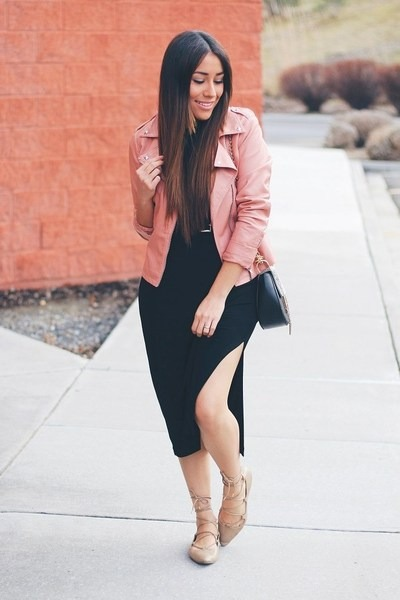 Peach Forever 21 Jackets Black Dresses Beige Old Navy Flats