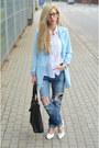 Jeans-blazer