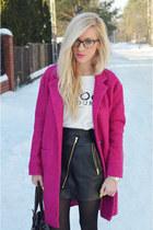 boucle coat coat - skirt