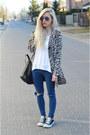 Leopard-print-blazer