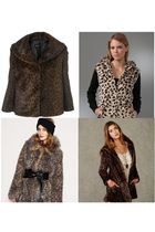 Twice as Nice, Just as Fierce: Leopard Faux Fur