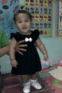 White-pitter-pat-shoes-black-star-baby-at-sm-dept-dress-picheco-socks