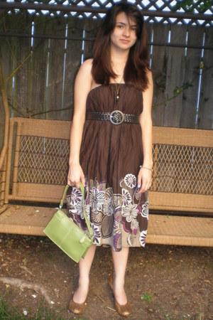 flats - dress