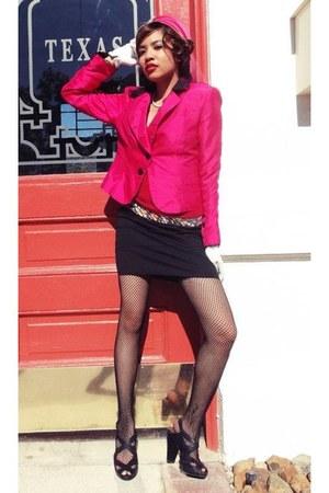 black heels Worthington heels