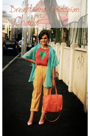 Yellow-vintage-pants