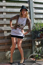 Black-h-m-hat-brown-mango-cardigan-white-handmade-t-shirt-black-designer-s