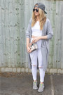 White-diy-ebay-jeans-heather-gray-duck-denmark-hat-holographic-new-look-bag