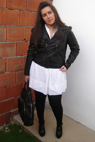 Uterque jacket - Zara shoes