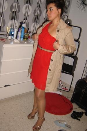 coat - belt