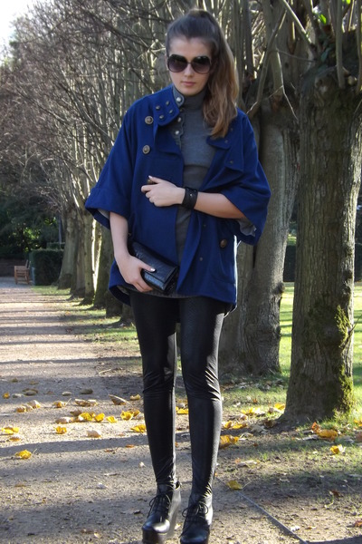 black sam edelman shoes - heather gray cape Jigsaw dress