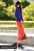 How To Wear Bright Colors in the Fall