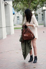 Item-denim-pants-acne-boots-vintage-sweater-rebecca-minkoff-bag