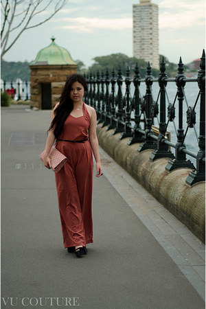 Temt bodysuit - H&M bag - Rubi shoes heels