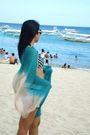 H-m-scarf-chanel-glasses-coco-cobana-swimwear